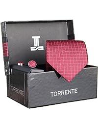 Torrente - Cravate Coffret Cofc51 Bordeau