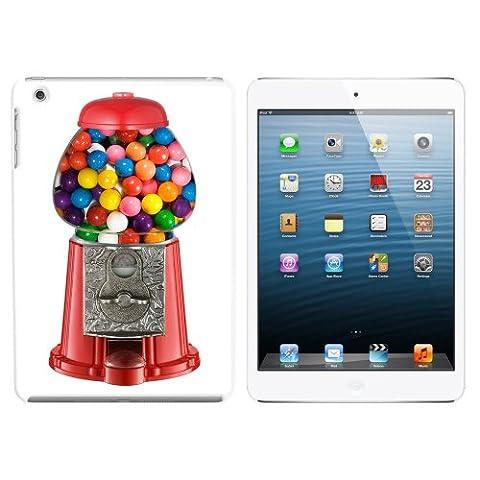 Gumball Machine rigide à clipser Coque de protection pour Apple iPad Mini 1E génération–Blanc