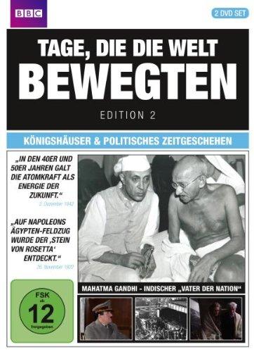 Edition 2: Königshäuser & Politisches Zeitgeschehen (2 DVDs)