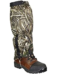 Raptor Hunting Solutions Realtree Max5 Imperméable Protection Neige Randonnée en Montagne Gaiter realtree Max5 (one size)
