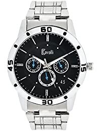Cavalli Analogue Black Dial Men's & Boy's Watch - Cs2370