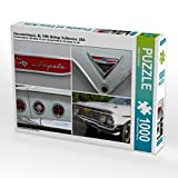 Chevrolet Impala, Bj. 1959, Bishop, Kalifornien, USA 1000 Teile Puzzle quer (CALVENDO Mobilitaet)