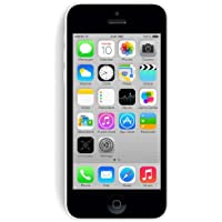 "Apple iPhone 5C - Smartphone libre iOS (pantalla 4"", cámara 8 Mp, 8 GB, Dual-Core 1.3 GHz, 1 GB RAM), blanco"