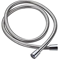 Armix Shower Hose ASH6607 Large Bore Stainless Steel 150cm Extra Wide