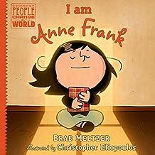 I AM ANNE FRANK YR HC (Ordinary People Change World)