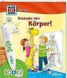 BOOKii® WAS IST WAS Junior Entdecke den Körper!: Über 600 Hörerlebnisse und interaktive Spiele! (BOOKii / Antippen, Spielen, Lernen)