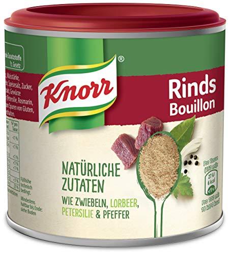 Knorr Rinds Bouillon Natürliche Zutaten Brühe Dose, 6,75 Liter, 6er Pack