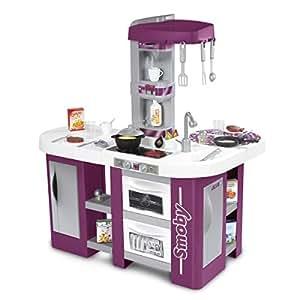 Smoby 7600024129 cucina studio xl con accessori amazon for Amazon cucina