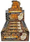 Grenade Carb Killa High Protein and Low Carb Bar, Caramel Chaos - 12 x 60 g