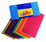 Stockmar Wachsfolien 20 x 10 cm - 12 Farben sortiert