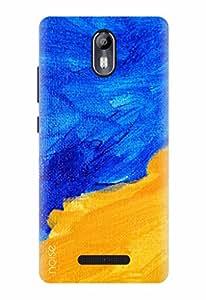 Noise Designer Printed Case / Cover for Micromax Canvas Evok E483 / Patterns & Ethnic / Mexico City Apple Design