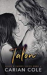 Talon (Ashes & Embers Book 4) (English Edition)