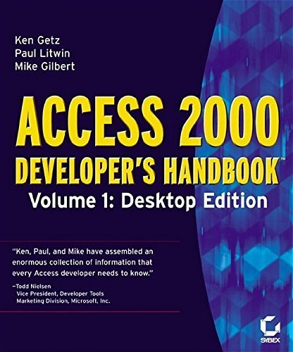 access-2000-developer-39-s-handbook-volume-1-desktop-edition-volume-1-desktop-edition-by-paul-litwin-ken-getz-mike-gilbert-1999-paperback
