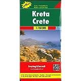 Freytag Berndt Autokarten, Kreta, Top 10 Tips - Maßstab 1:150.000 (freytag & berndt Auto + Freizeitkarten)