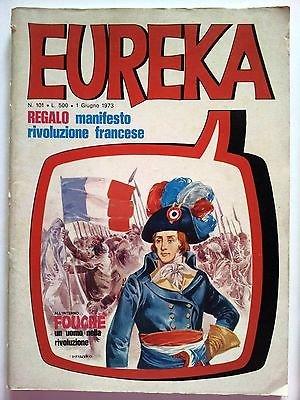 Eureka n.101 1973 Andy Capp, Sturmtruppen/Bonvi ed. Corno FU05