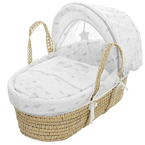 Disney Moses Basket (Winnie The Pooh Dreams and Wishes)