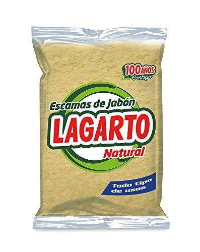 Lagarto Escamas Jabón Natural - Paquete 12 x 250