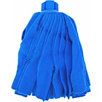 Pamex Fregona Microfibra Tiras Azul 155g - 1 Unidad