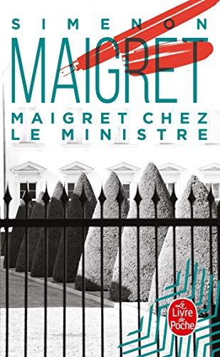 Maigret Chez Le Ministre [Lingua francese]