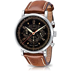 Fortuna Chronometrie MADE IN GERMANY Uhr - The 50' Club