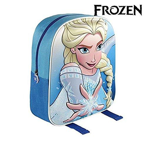 Frozen Zaino 3D Frozen Blu