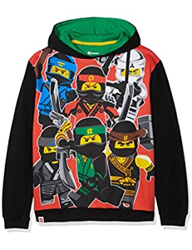 Lego Ninjago - Sudadera Para Niños - Lego Ninjago