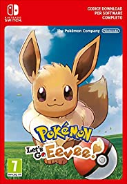 Pokémon: Let's Go, Eevee! | Nintendo Switch - Codice down