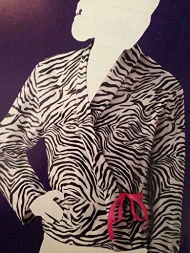 2009 Fleece (Simplicity Sewing Pattern 2009 Ladies Misses Fleece Jacket Size XS-XL Uncut)