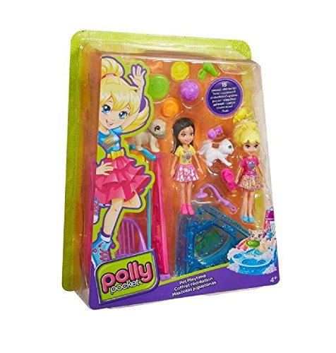 polly-pocket-pet-playtime-2-dolls-dhy68-by-mattel