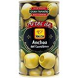 Jolca Aceitunas Rellenas De Anchoa Del Cantábrico - 350 g