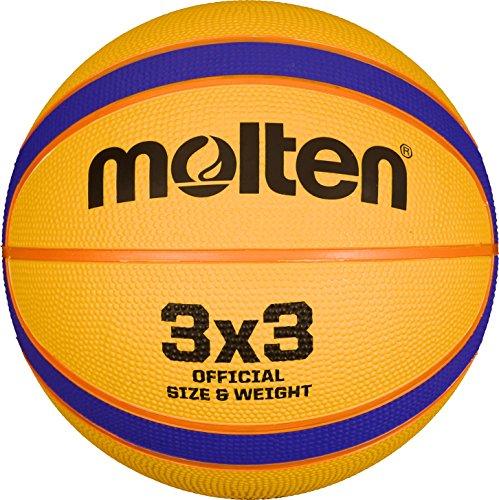 Balón Baloncesto Molten Libertria 3x3