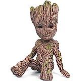 thematys® Baby Groot Marvel Action Figure dei Guardiani della Galassia per colleziona e Gioca - Perfetto Come Regalo - Sono Groot