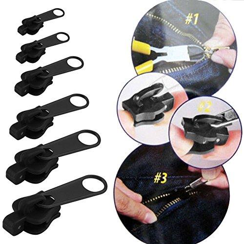 Bihood Fix a Zipper Fix Zipper Zipper Reparatur Zipper Zipper Repair Kit Zipper Tool Zipper Zipper Zipper Zipper Repair Zipper Zipper Repair Slider Zipper