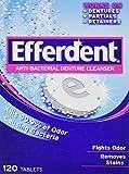 Efferdent Anti-bacterial Denture Cleanse...