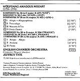 Mozart - Symphonies no.36 & 38
