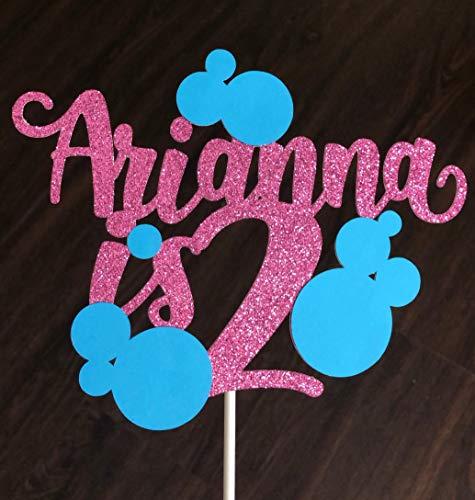 personalisierte Cake Topper Bubble Bash Dekorationen Bubble Guppies Cake Topper Blasen Geburtstag Blasen Dekor Bubble Guppies Dekor ()