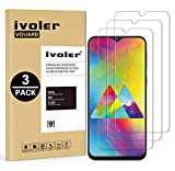 VGUARD [3 Pack] Compatible with Samsung Galaxy M20 Screen