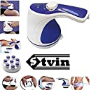 High quality safe New Relax Spin Tone Body Massager / body pain relief massager By Stvin