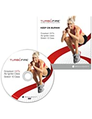 TURBOFIRE Keep On 'Burnin Workout-DVD (Englischer sprache)