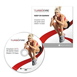 TurboFire Keep on Burnin' Workout DVD