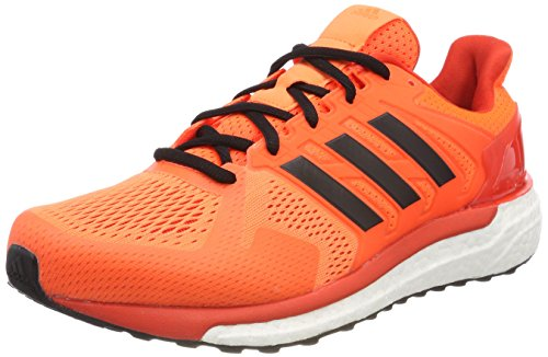 adidas Supernova St, Scarpe da Running Uomo Arancione (Solar Orange/core Black/hi-res Red S18)