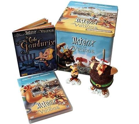 Astérix et les Vickings - Coffret prestige - DVD, jeu vidéo, figurines et livret collector