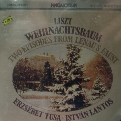 Weihnachtsbaum / 2 Episodes From Lenau's Faust (US Import)