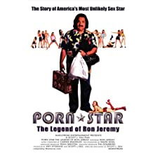 Porn Star: The Legend of Ron Jeremy Poster (27 x 40 Inches - 69cm x 102cm) (2001)