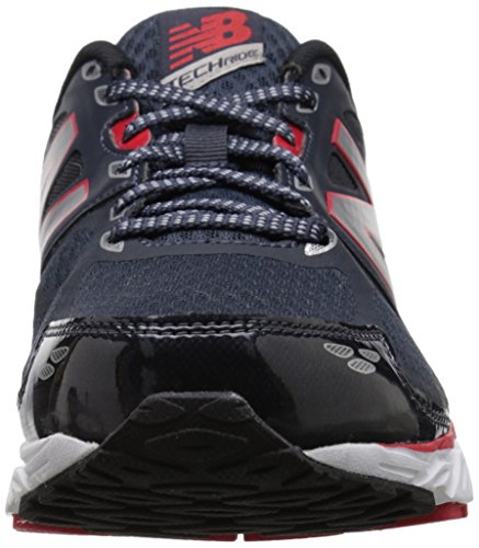 New Balance Men's 680v3 Running Shoe Gris / Rojo