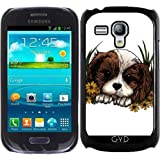 Funda para Samsung Galaxy S3 Mini (GT-I8190) - Cachorro by Adamzworld