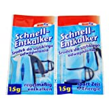 ORO 4201 fix Schnell Entkalker Pulver