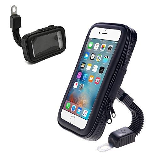 LinQ®6355 Halterung für Fahrrad, Motorrad, Handy, Smartphone, Navigationsgerät. Wasserfest