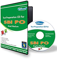 SBI PO Online Practice Test CD ROM (150 tests for complete practice)