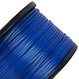 rigid.ink – The Most Reliable, Translucent Blue PLA Filament 1.75mm for 3D Printing and Pens *0.03mm+/- Tolerance* 3D Printer Filament 1KG